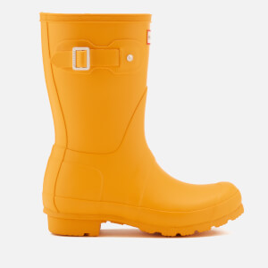 Hunter Women's Original Short Wellies - Yellow