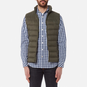 Joules Men's Go To Gilet - Dark Khaki
