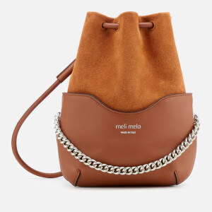 meli melo Women's Hetty Shoulder Bag - Almond