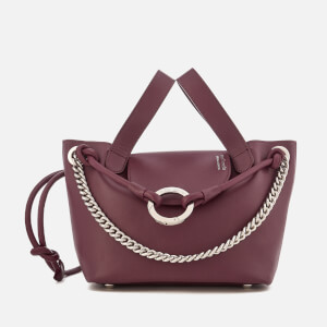 meli melo Women's Linked Thela Mini Tote Bag - Jupiter Burgundy
