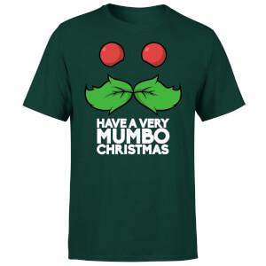 Mumbo Jumbo Have A Mumbo Christmas Green T-Shirt