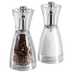 Cole and Mason Precision Pina Salt and Pepper Mill Gift Set