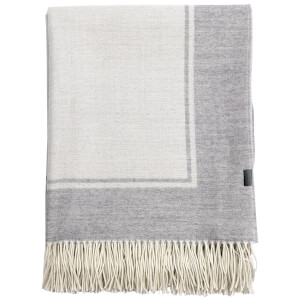 GANT Home Board Lambswool Throw - 160