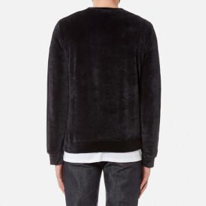 A.P.C. Men's Jeremie Sweatshirt - Faux Noir: Image 2