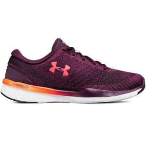 Under Armour Women's Threadborne Push Training Shoes - Purple