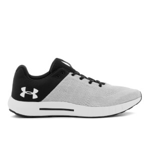 Under Armour Men's Micro G Pursuit Running Shoes - Black