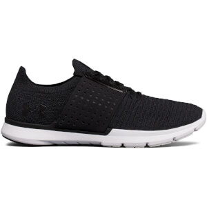 Under Armour Men's Speedform Slingwrap Running Shoes - Black