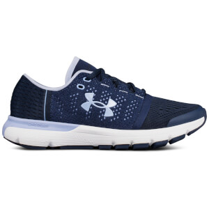 Under Armour Women's Speedform Gemini Vent Running Shoes - Navy