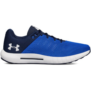 Under Armour Men's Micro G Pursuit Running Shoes - Blue