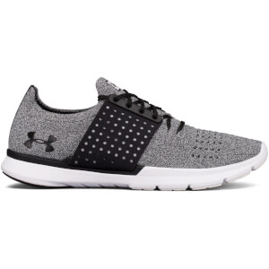 Under Armour Men's Speedform Slingwrap Running Shoes - Grey/Black