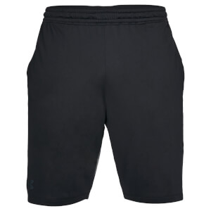 Under Armour Men's Fade Graphic MK1 Shorts - Black