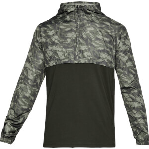 Under Armour Men's Wind Anorak - Green