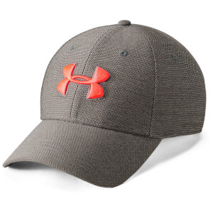 Under Armour Men's Heathered Blitzing 3.0 Cap - Brown
