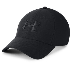 Under Armour Men's Blitzing 3.0 Cap - Black