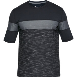 Under Armour Men's Sportstyle Football Top - Black