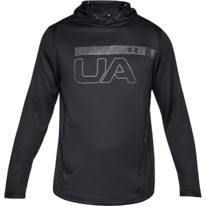 Under Armour Men's MK1 Terry Graphic Hoody - Black