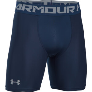 Under Armour Men's HG Armour 2.0 Comp Shorts - Navy