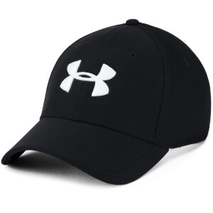 Under Armour Men's Blitzing 3.0 Cap - Black/White
