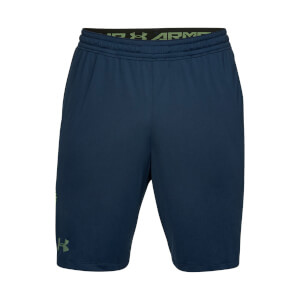 Under Armour Men's Fade Graphic MK1 Shorts - Navy