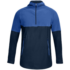 Under Armour Men's Threadborne Vanish Hoody - Blue
