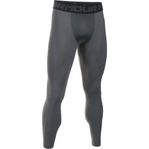 Under Armour Men's HG Armour 2.0 Leggings - Grey