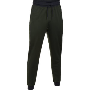 Under Armour Men's Sportstyle Tricot Joggers - Green