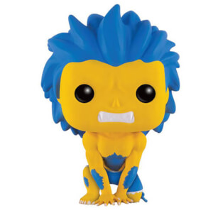 Street Fighter Blanka Yellow EXC Pop! Vinyl Figure