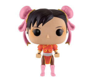 Figurine Pop! EXC Chun-Li - Street Fighter