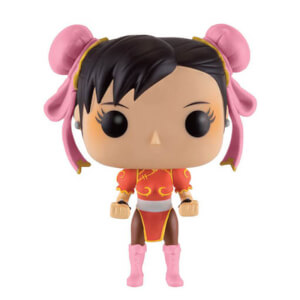 Street Fighter Chun-Li EXC Pop! Vinyl Figure