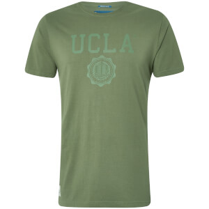 UCLA Men's Powell Logo T-Shirt - Oil Green