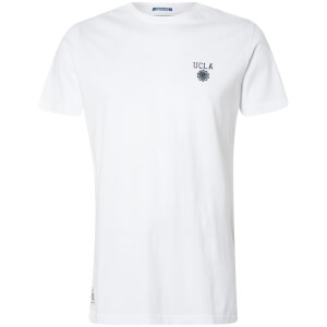 UCLA Men's Yuma Chest Logo T-Shirt - White