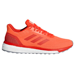 adidas Men's Response Running Shoes - Orange/Red