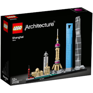 LEGO Architecture: Shanghái (21039)