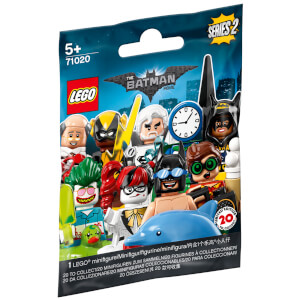 LEGO Minifigures: The LEGO Batman Movie Series 2 (71020)