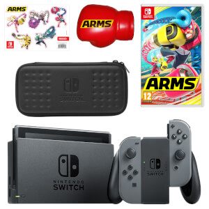 Nintendo Switch ARMS Pack