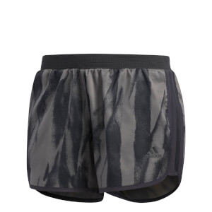 adidas Women's Response M10 Running Shorts - Carbon