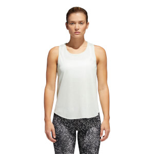 adidas Women's Supernova TKO Running Tank Top - Green
