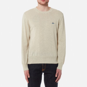 Vivienne Westwood Men's Basic Sweatshirt - Greggio Melange