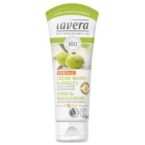 Lavera Crème Pour les Mains et Ongles 2-en-1