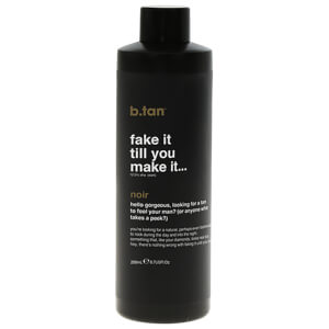 B.Tan Fake it Till You Make It Self Tan Mousse