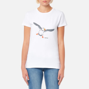 Barbour Women's Monreith T-Shirt - White