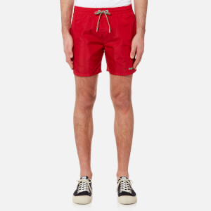 Diesel Men's BMBX Wave SW Swim Shorts - Red Stripe