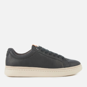 UGG Men's Cali Lace Low Cupsole Trainers - Black