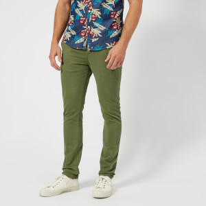 Superdry Men's International Chino Lite Pants - Canopy Green