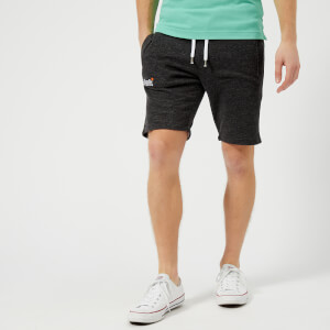 Superdry Men's Orange Label Lite Shorts - Dark Cavern Grey Grindle