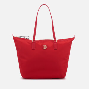 Tommy Hilfiger Women's Poppy Tote Bag - Red