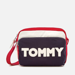 Tommy Hilfiger Women's Tommy Nylon Crossover Bag - Corporate