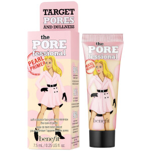 benefit Porefessional Pearl Radiance Face Primer Mini