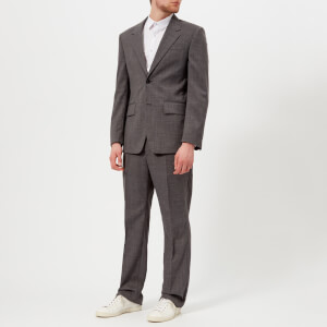 Maison Margiela Men's Single Breasted Suit - Light Grey