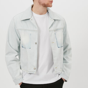 Maison Margiela Men's Super Bleach Denim Jacket - Bleach